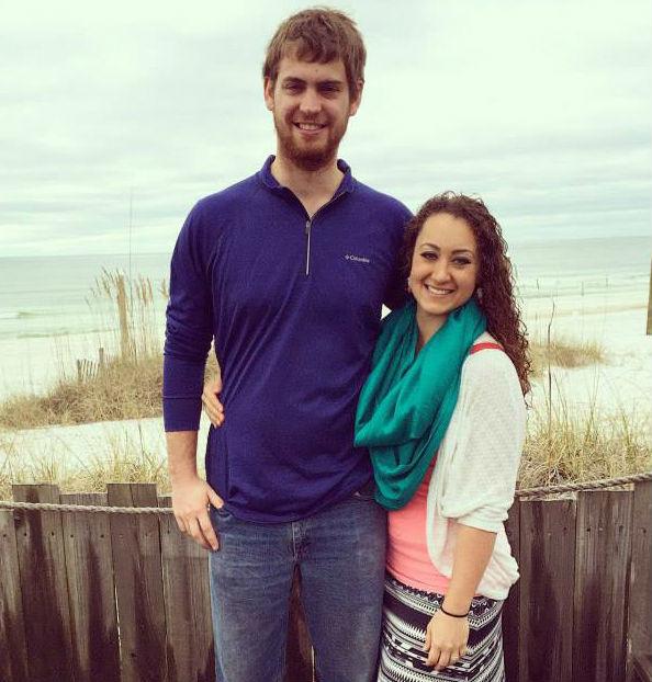 Bethany and husband