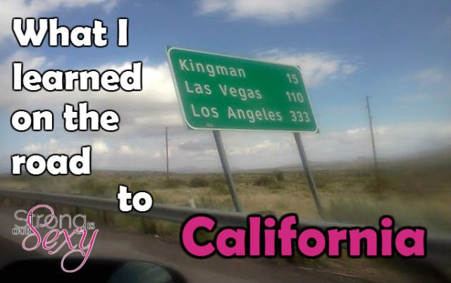 what i learned on the road to california
