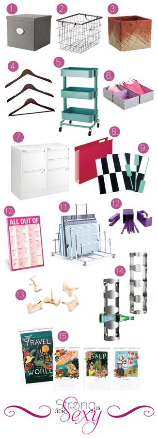 stylish home organization products