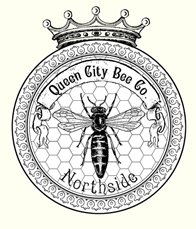 queen city bee company logo