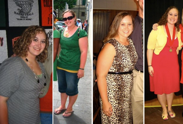 College 2008-2011: My Heaviest