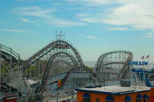 Summer Date Night Ideas Part 2. Roller Coasters