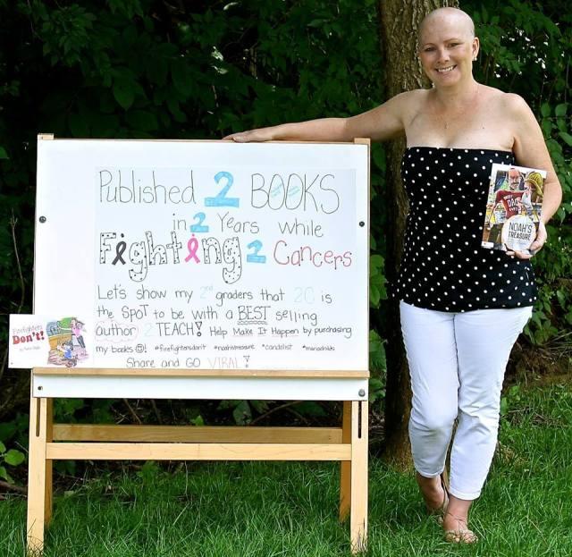 cancer survivor maria childs
