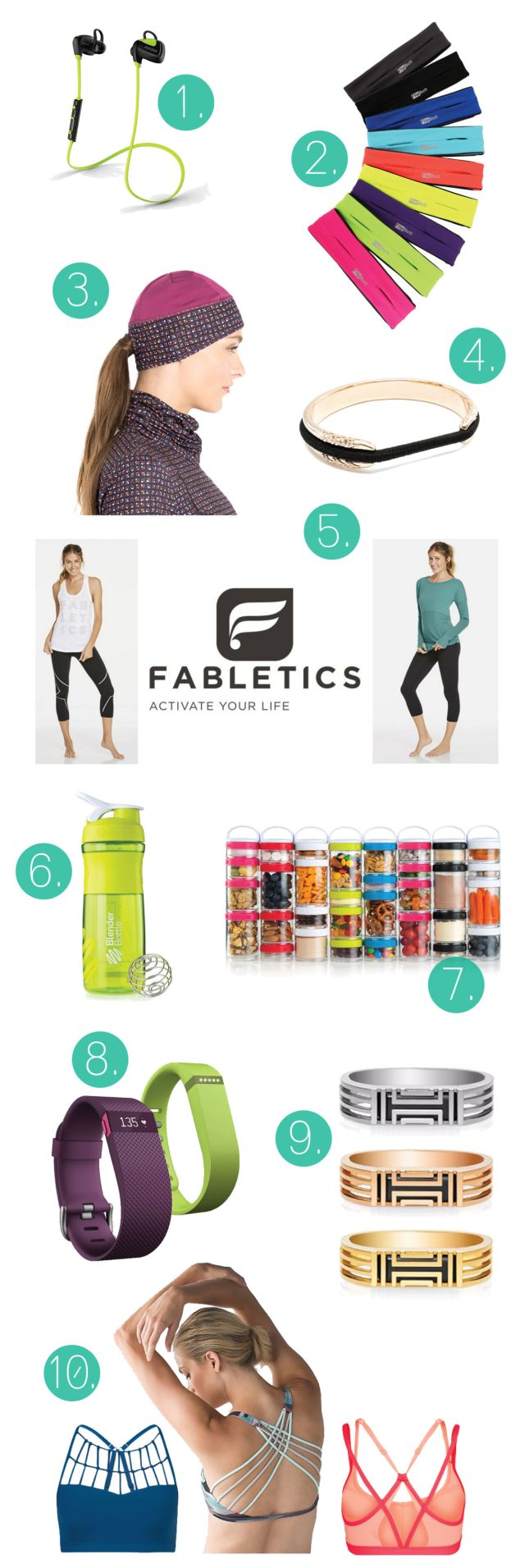 fitness gift ideas for strong sexy fit women
