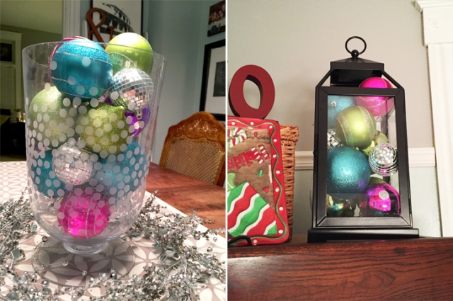 5 Holiday Ornaments Ideas NOT on Your Tree