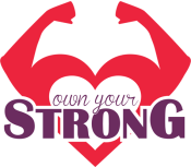 Own Your Strong logo