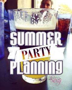 summer party planning